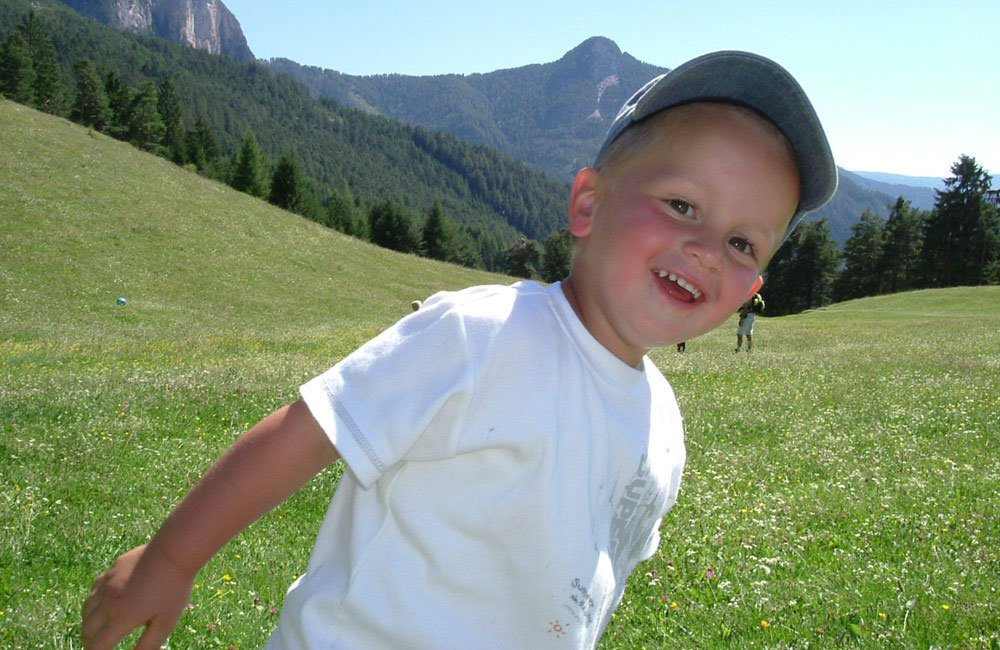 Exciting holidays at the South Tyrolean adventure farm