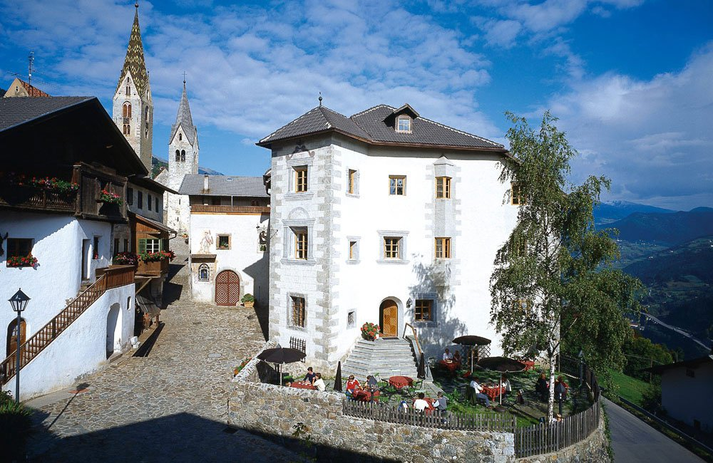 Urlaub in Villanders Südtirol